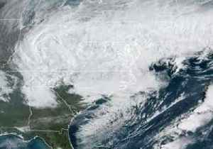 News video: Another Nor'easter Slams US Northeast