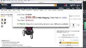 News video: 2 ways to make sure you get Amazon's lowest price