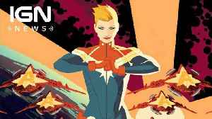 News video: New Details About Captain Marvel's Cut Role in Avengers: Infinity War