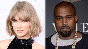News video: Taylor Swift Fans BANNED From New Kanye West Dating App?