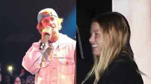 News video: Justin Bieber Spotted With ANOTHER Mystery Blonde Girl: Goes Home With Her