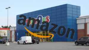 News video: Amazon to Buy Toys 'R' Us Storefronts?
