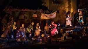 News video: Disney World replaces controversial 'Pirates of the Caribbean' auction scene with female pirate