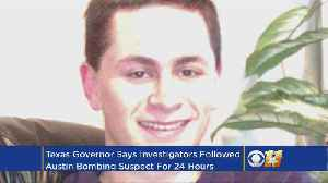 News video: Austin Bombings: Mark Anthony Conditt Identified As Suspected Bomber