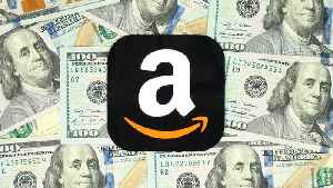 News video: Amazon is Now the Second Most Valuable Company in the U.S.