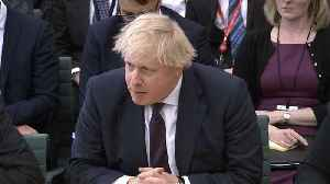 News video: Britain's Johnson links poison attack to Russian election, likens World Cup to Hitler's Olympics