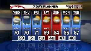News video: 13 First Alert Weather for March 21 2108