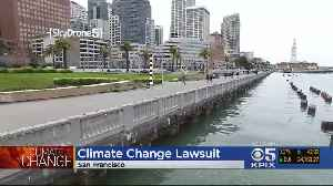 News video: Judge Calls For Tutorial While Hearing Climate Change Lawsuits
