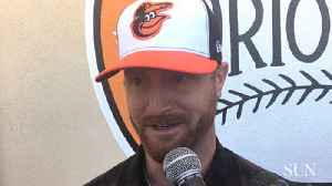 News video: Pitcher Alex Cobb on signing with the Orioles