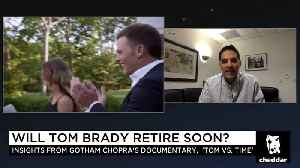 News video: Does Tom Brady Fear Life After Football?