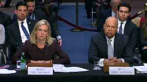 News video: U.S. midterms a potential Russian target: DHS Secretary