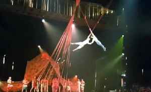 News video: Friend starts fundraiser for Cirque performer who died