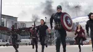 News video: These actors love playing superheroes