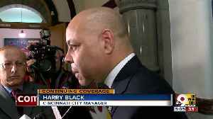 News video: Mayor John Cranley removes City Manager Harry Black's $423K severance deal from council agenda