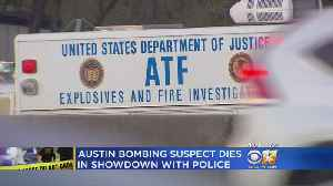 News video: Austin Bombings: ATF Confirms Components, Explosives Found In Suspect's Home