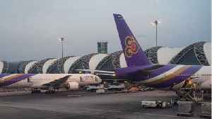 News video: Airline to Issue Waistline Limit in Business Class