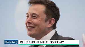 News video: What Elon Musk's Payday Means for Tesla's Future