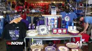 News video: KU, K-State fans gearing up to rep teams in Sweet 16