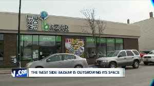 News video: What does the future hold for the West Side Bazaar