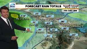 News video: 13 First Alert Weather for March 21