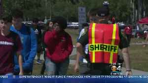 News video: Gov. Scott Orders Extra Security At MSD High After Student Arrests
