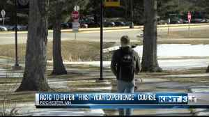 News video: Getting ready for college