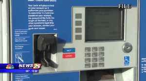 News video: Credit card skimmers found in Saucier