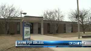 News video: People investing in college savings plans