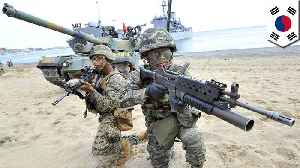 News video: US, South Korea push forward with annual war games