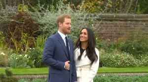 News video: Prince Harry and Meghan Markle's Royal Wedding Will Cost How Much?