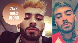 News video: Zayn Malik is transforming himself post breakup