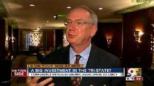 News video: A big investment in the Tri-State?