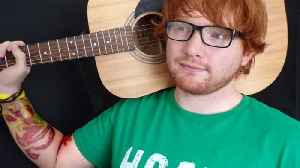News video: I'm a d-ed ringer! Field scientist who is the spitting image of Ed Sheeran forced to don 'paparazzi cover' in