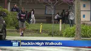 News video: California high school students planning abortion protest
