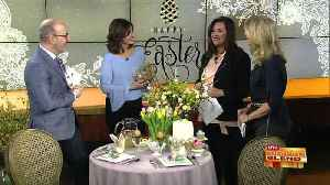 News video: Tips for Hosting a Stylish Easter Brunch