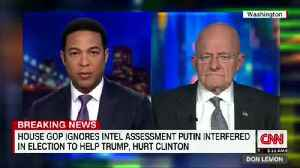 News video: James Clapper Provided 'Inconsistent Testimony' About Media Contacts, Report Claims
