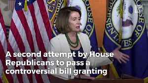 News video: House Passes 'Right To Try' Legislation, Weakens FDA, Provides Hope To Dying Patients