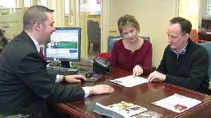 News video: Buying A Home With Low Or Zero Down Payment