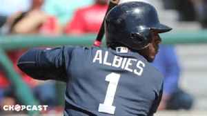 News video: Chopcast LIVE: This needs to happen for Ozzie Albies to reach lofty goals