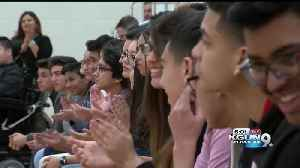 News video: Rio Rico HS recognized as AP District of the Year among small schools