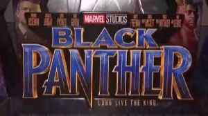 News video: Black Panther Reigns At The Box Office