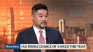 News video: Rising Chance of 4 Hikes This Year Says JPMorgan Strategist