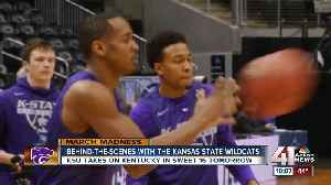 News video: Meet the people who keep K-State looking sharp