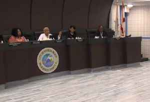 News video: Riviera Beach says messages on councilman's phone professionally deleted, fell into ocean