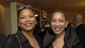 News video: Queen Latifah Mourns the Death of Her Mom Rita Owens