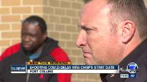 News video: Top pick for Fort Collins police chief dealing with his own controversy