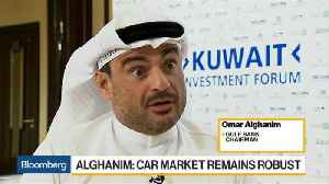 News video: Gulf Bank Chairman Says Kuwait Consumer Market Remains Strong