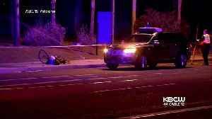 News video: Tempe Police Release Video Of Fatal Crash Involving Self-Driving Uber Car