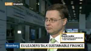 News video: EU Leaders Aim to 'Clearly Define' Sustainability