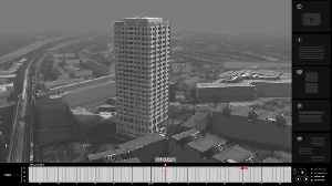 News video: Company Building 3D Model Of Grenfell Fire Using Real Footage